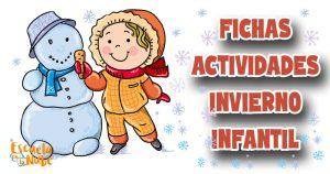 actividades invierno infantil