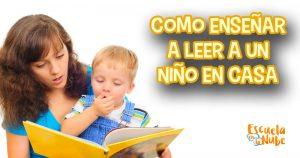 leer en casa