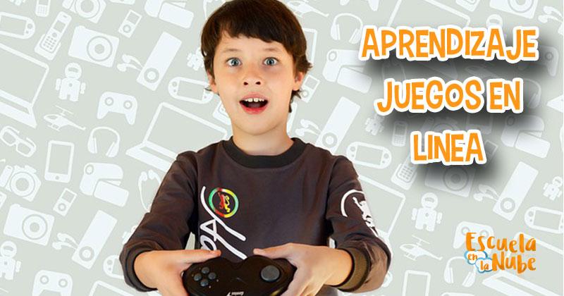 aprendizaje de juegos educativos en linea