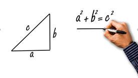 formula de pitágoras