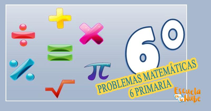 problemas de matemáticas